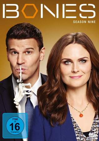 Bones Season Nine 9 DVD Review Cover