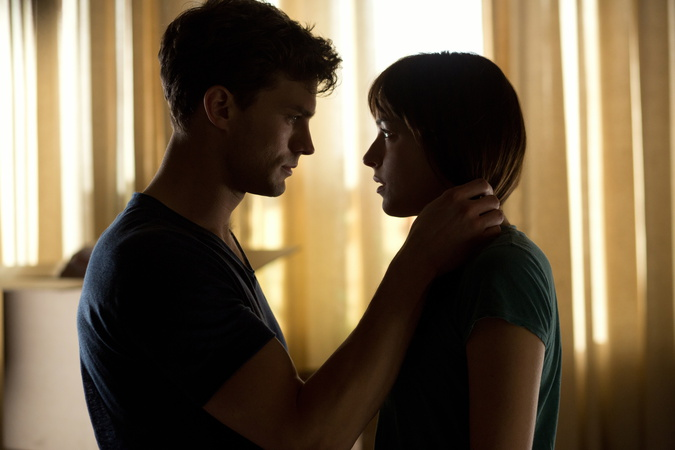 Fifty Shades of Grey - Geheimes Verlangen Blu-ray Review Szene 7