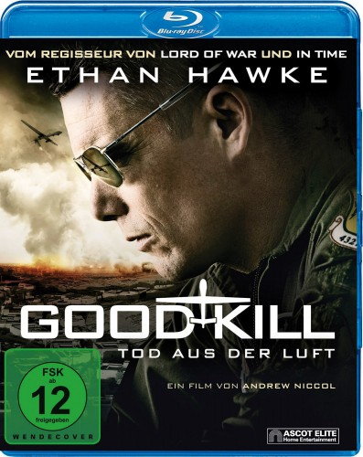 Good Kill Tod aus der Luft Blu-ray Review Cover