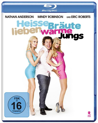 Heisse Brauete lieben warme Jungs Blu-ray Review Cover