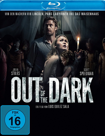 Out of the Dark Blu-ray Review Cover