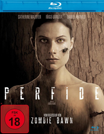 Perfide Blu-ray Review Cover