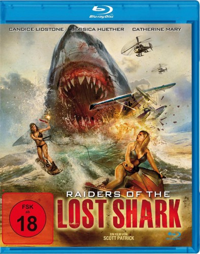 Raiders of the Lost Shark Blu-ray Review Cover