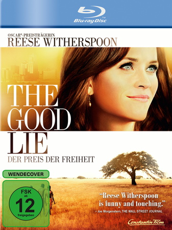 The Good Lie - Der Preis der Freiheit Blu-ray Review Cover