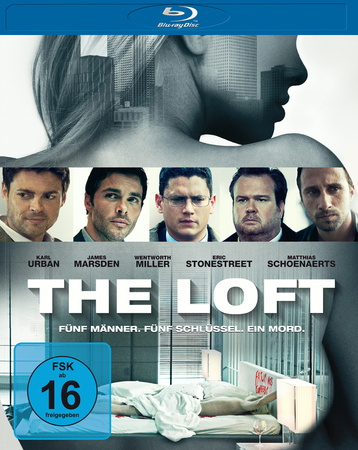 The Loft Blu-ray Review Cover