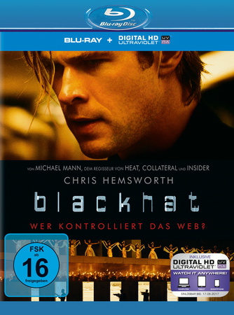 Blackhat Blu-ray Review Cover