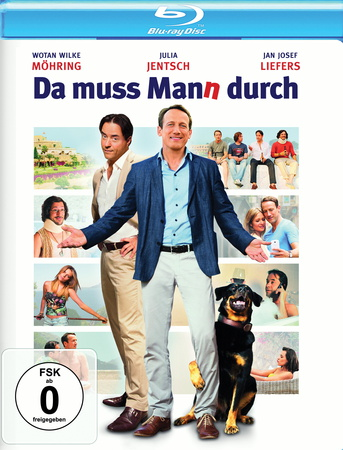 Da muss Mann durch Blu-ray Review Cover