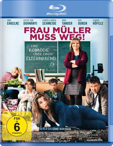 Frau Müller muss weg Blu-ray Review Cover
