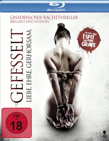 Gefesselt - Liebe. Ehre. Gehorsam. Blu-ray Review Cover