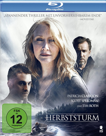Herbststurm Blu-ray Review Cover