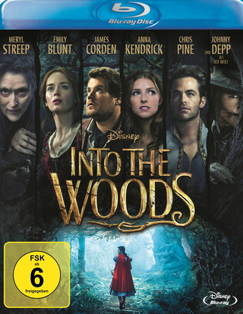Into the Woods Blu-ray Review Cover