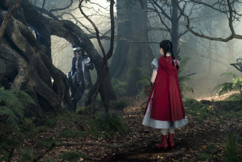 Into the Woods Blu-ray Review Szene 5