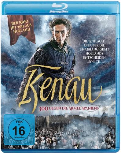 Kenau - 300 gegen die Armee Spaniens Blu-ray Review Cover
