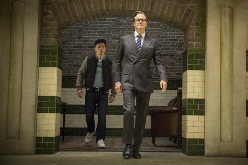 Kingsman The Secret Service Blu-ray Review Szene 1
