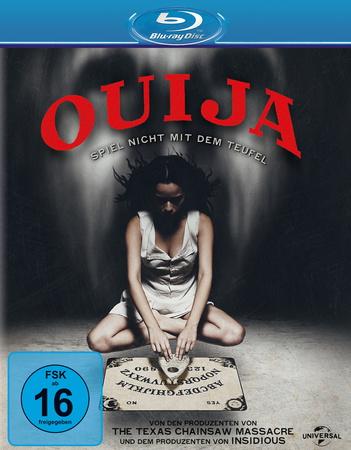 Ouija - Spiel nicht mit dem Teufel Blu-ray Review Cover