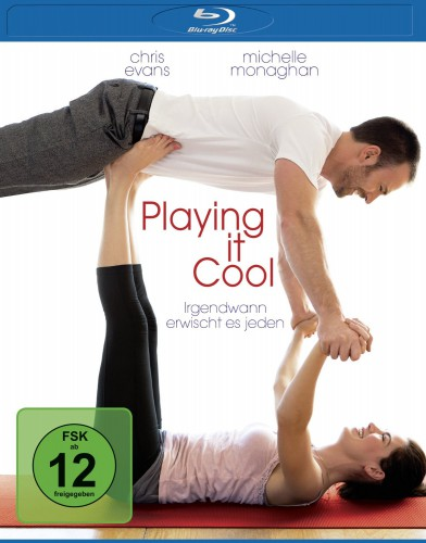 Playing it Cool Blu-ray Review Cover
