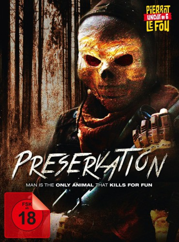 Preservation Blu-ray Review Cover