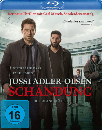 Schändung - Die Fasanentöter Blu-ray Review Cover