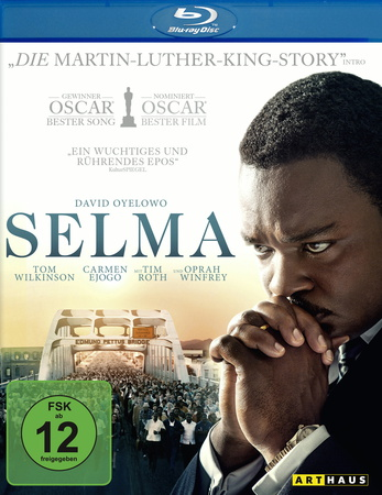 Selma Blu-ray Review Cover