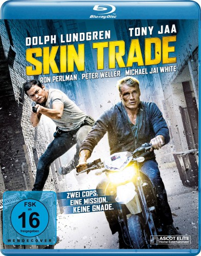 Skin Trade Blu-ray Review Cover