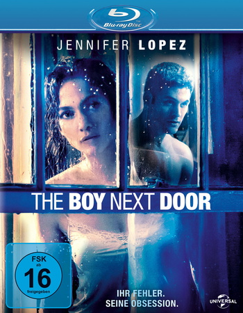 The Boy Next Door Blu-ray Review Cover