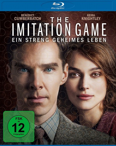 The Imitation Game - Ein streng geheimes Leben Blu-ray Review Cover