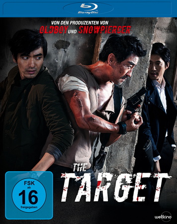 The Target Blu-ray Review Cover