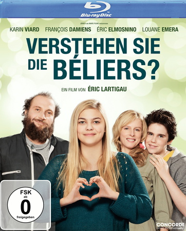 Verstehen Sie die Béliers Blu-ray Review Cover