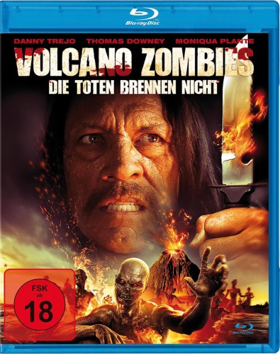 Volcano Zombies - Die Toten brennen nicht Blu-ray Review Cover