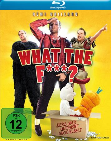 What the Fuck - Derb und unerhört ungehobelt Blu-ray Review Cover