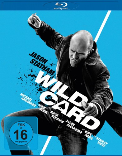 Wild Card Blu-ray Review Cover