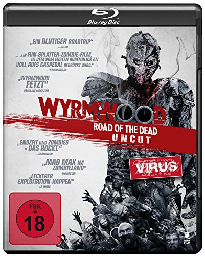Wyrmwood Road of the Dead Blu-ray Review Cover
