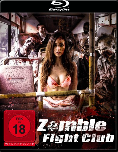 Zombie Fight Club Blu-ray Review Cover