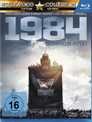 1984 Blu-ray Review Cover