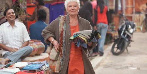 Best Exotic Marigold Hotel 2 Blu-ray Review Szene 1