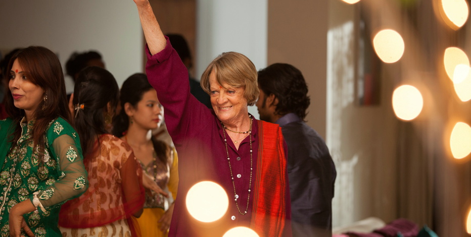 Best Exotic Marigold Hotel 2 Blu-ray Review Szene 2