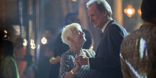Best Exotic Marigold Hotel 2 Blu-ray Review Szene 3