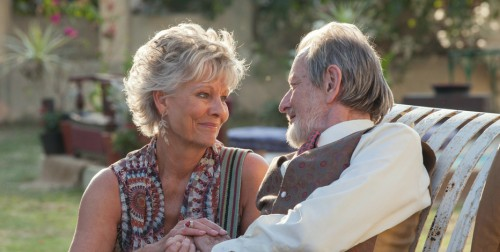 Best Exotic Marigold Hotel 2 Blu-ray Review Szene 4