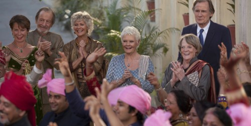 Best Exotic Marigold Hotel 2 Blu-ray Review Szene 7
