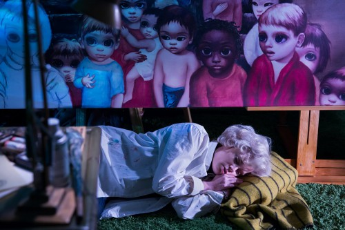 Big Eyes Blu-ray Review Szene 6