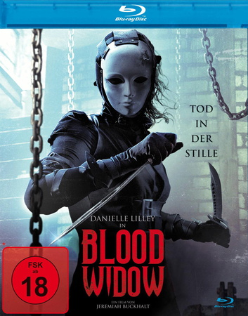 Blood Widow - Tod in der Stille Blu-ray Review Cover