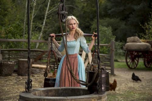 Cinderella Blu-ray Review Szene 1