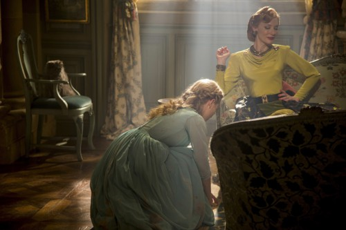 Cinderella Blu-ray Review Szene 3