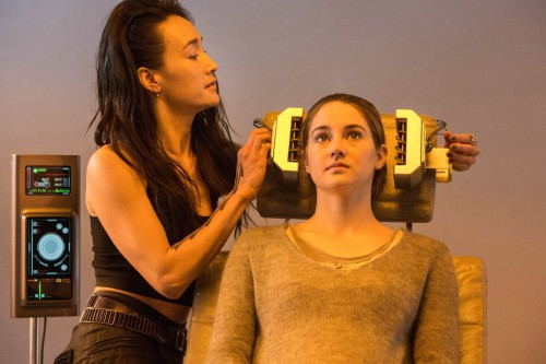 Die Bestimmung - Divergent Deluxe Fan Edition Blu-ray Review Szene 1