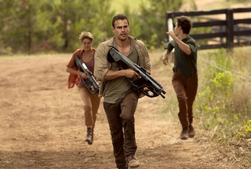 Die Bestimmung - Insurgent Deluxe Fan Edition Blu-ray Review Szene 1