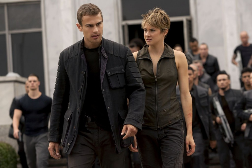 Die Bestimmung - Insurgent Deluxe Fan Edition Blu-ray Review Szene 4