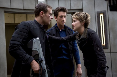 Die Bestimmung - Insurgent Deluxe Fan Edition Blu-ray Review Szene 7