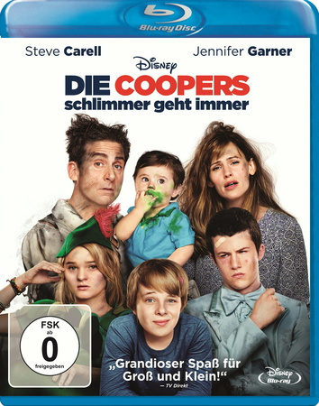 Die Coopers - Schlimmer geht immer Blu-ray Review Cover