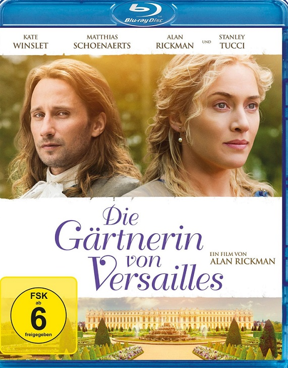 Die Gärtnerin von Versailles Blu-ray Review Cover