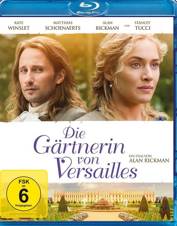 Die Gärtnerin von Versailles Blu-ray Review Cover